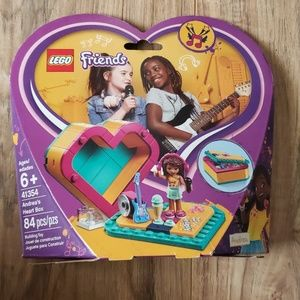 Lego Other Friends Andreas Heartbox Poshmark